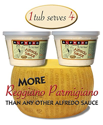 The Only Original Alfredo Sauce