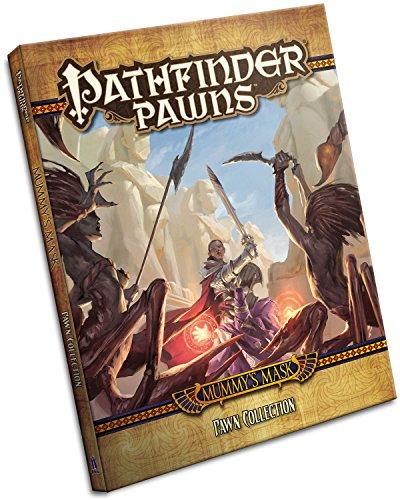Pathfinder Pawns: Mummy's Mask Adventure Path Pawn Collection