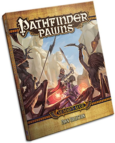Pathfinder Pawns: Mummy's Mask Adventure Path Pawn Collection by James Jacobs (2014-11-04)