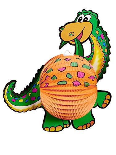 WIDMANN Lampion Dinosaurier, 42 cm