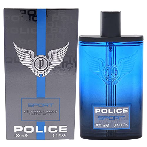 Police Sport Eau De Toilette for man 100ml