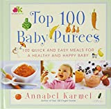 Top 100 Baby Purees Cookbook Review