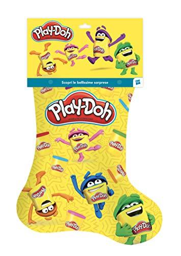 Hasbro- Calza della Befana 2020 Play-Doh, Multicolore, C79544500