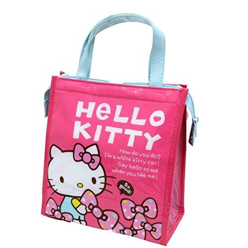 Joli sac rose Hello Kitty avec poche intérieure