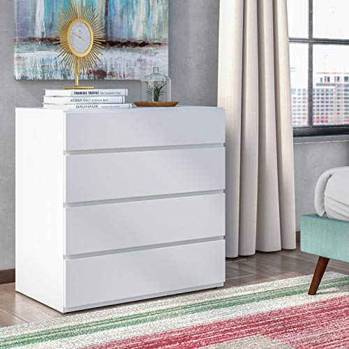 Bowlin 4 Drawer Bachelor's Chest