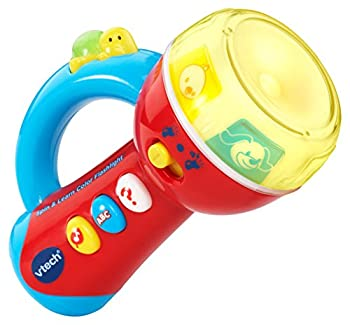 VTech Spin & Learn Color Flashlight Red