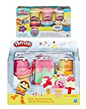 PD Play Doh Ice Pops n Cones Freezer Pack + Play Doh Confetti Compound