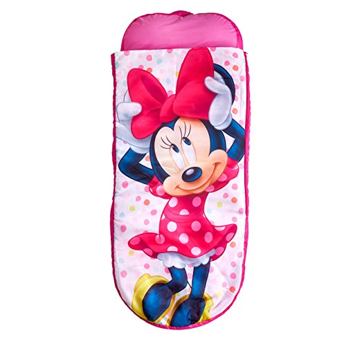 Readybed Minnie Mouse Cama Hinchable y Saco de Dormir