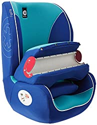 Kiddy 41301BTA03 Beetle Car Seat (Blue),Kiddy,41301BTA03