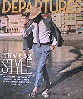 Departures March April 2014: International Style Issue