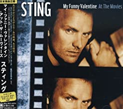 sting at the movies cd