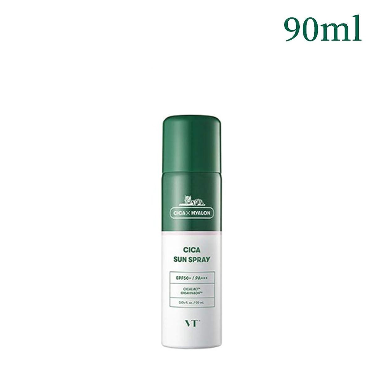 メアリアンジョーンズサークル力強いVT Cosmetis CICAサンスプレー90ml