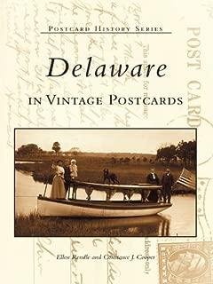 Delaware in Vintage Postcards (Postcard History)