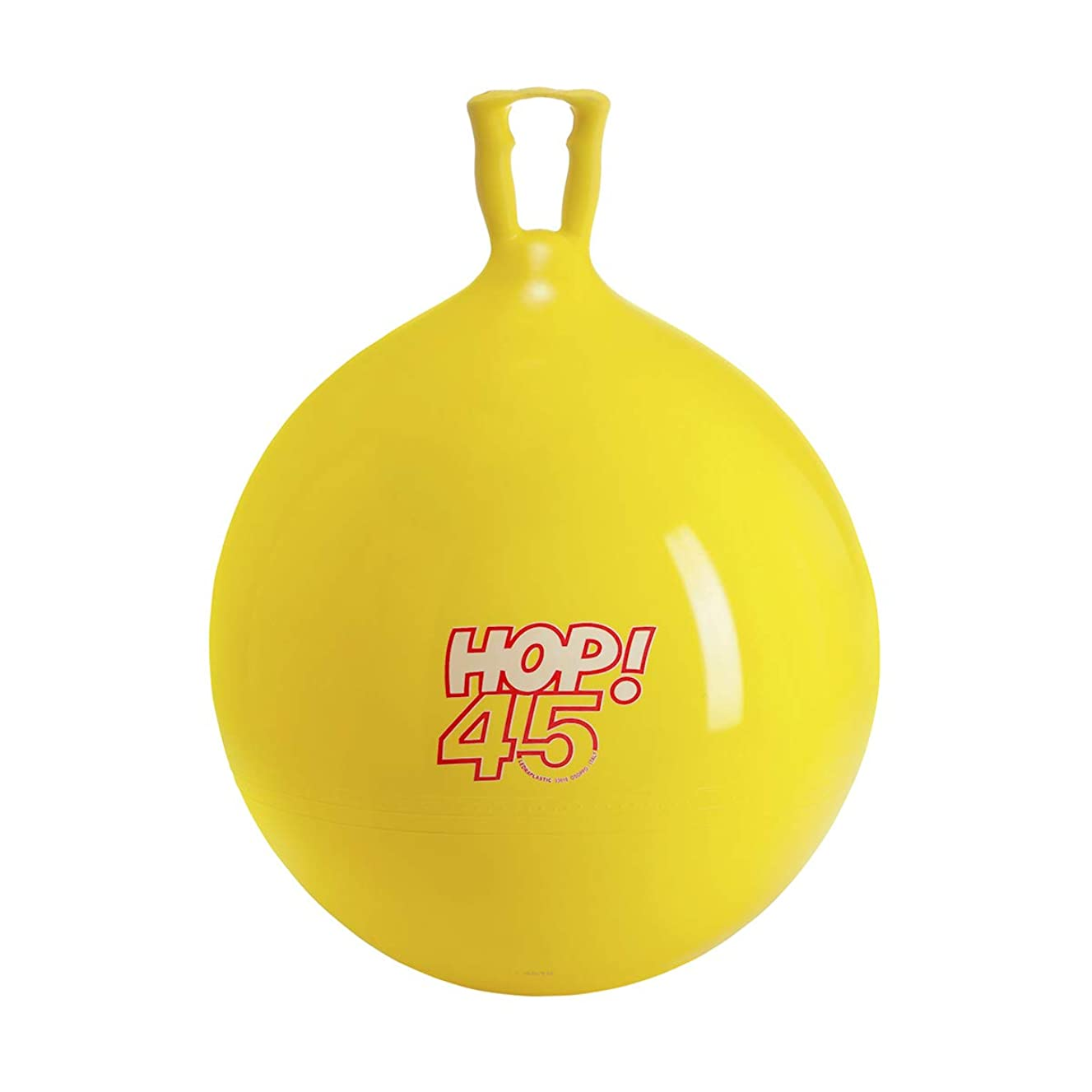 Gymnic 8045 Hop Ride on, Yellow