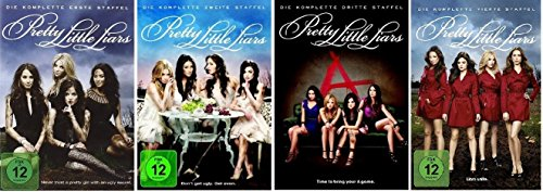 Pretty Little Liars - Staffel 1-4