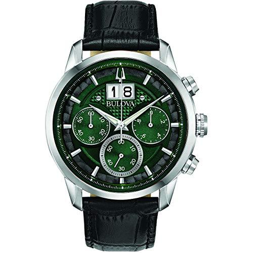 orologio multifunzione uomo Bulova Sutton elegante cod. 96B310