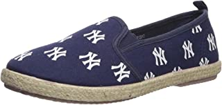 FOCO MLB Unisex Espadrille Canvas Shoe - Womens