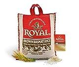 Kusha rheq Royal Brown Basmati Rice 2