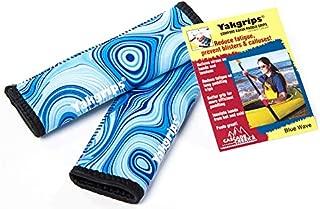 Yakgrips Paddle Grips for Take-Apart Kayak Paddle Shaft, Kayaking Accessories, Non-Slip Grip, Blister Prevention - Cascade Creek