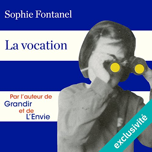 La vocation audiobook cover art
