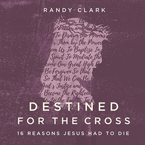 Destined for the Cross cover art