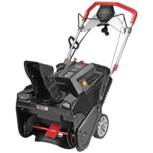 Troy-Bilt Squall XP 208cc Electric Start 21-Inch Single Stage Gas Snow Thrower