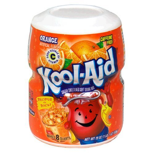 Kool-Aid Drink Mix orange ( 538g )