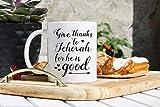 N\A Tazza da caffè dei Testimoni di Geova - Regali dei Testimoni di Geova - Jw Stuff - Testimoni di Geova - Regalo Personalizzato della Tazza Bianca