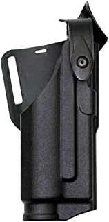 JINJULI Military Hunting Level 3 Retention Duty Holster with Light