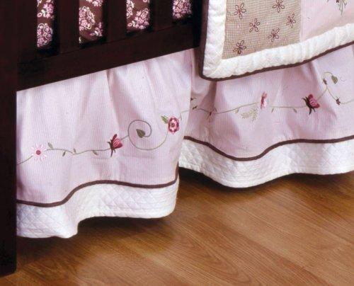 Creative Home Accents Julia Nursery Dust Ruffle