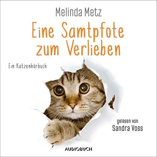 Eine Samtpfote zum Verlieben. Ein Katzenroman Titelbild