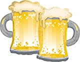 Amscan 3725501–Globo–Jarras de Cerveza