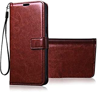 Online India Mercury goospery Fancy Diary Wallet Flip Case Back Cover for Samsung Galaxy Grand 2 (7102) -Brown