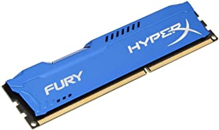 كينغستون هايبر اكس فرو 8 جيجا DDR3 1600 ميجاهيرتز CL10 DIMM - ازرق