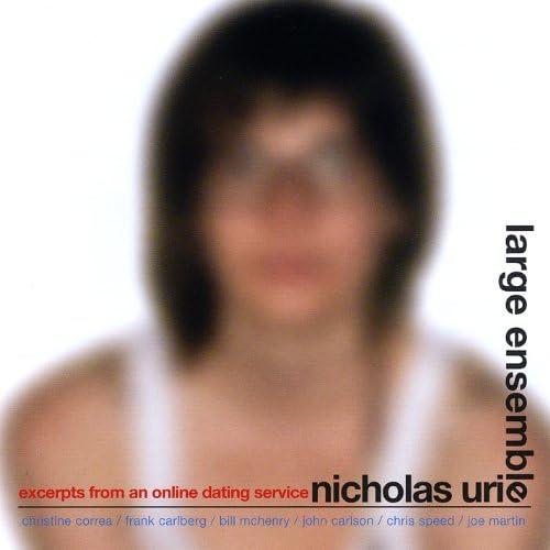 Nicholas Urie Large Ensemble