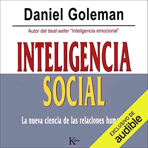 Diseño de la portada del título Inteligencia social
