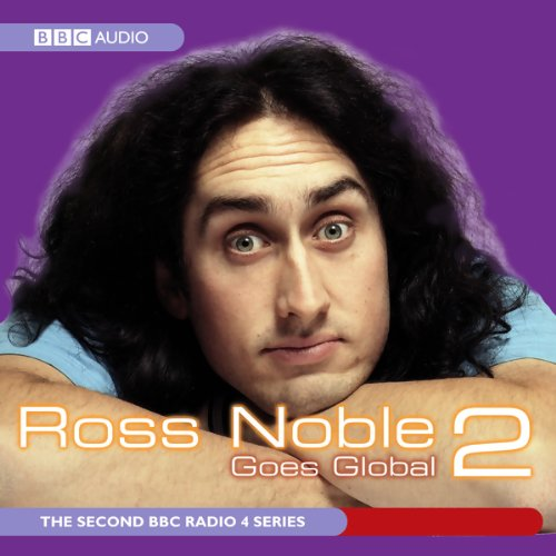 Ross Noble Goes Global 2 audiobook cover art