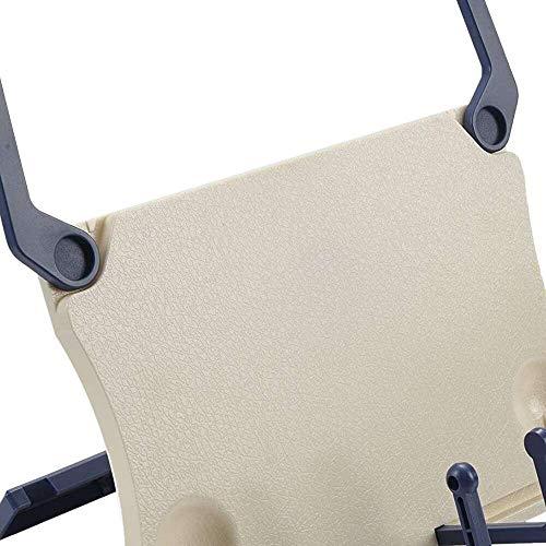 Yuyanshop - Supporto da tavolo pieghevole per spartiti in ABS, adatto per chitarra, pianoforte, violino e strumento musicale universale