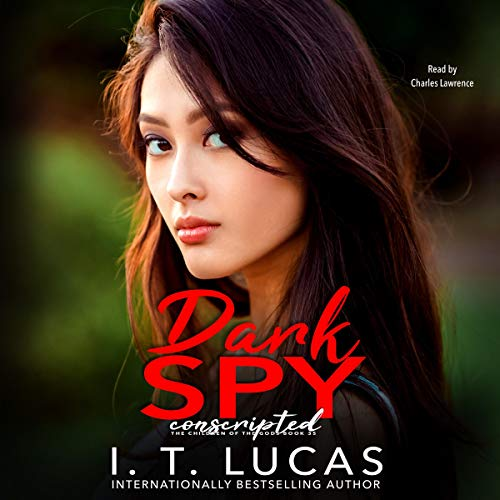 Dark Spy Conscripted cover art