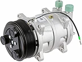 AC Compressor A/C Clutch Replaces Diesel Kiki Seltec Tama TM-16 488-46121 - BuyAutoParts 60-02242NA NEW