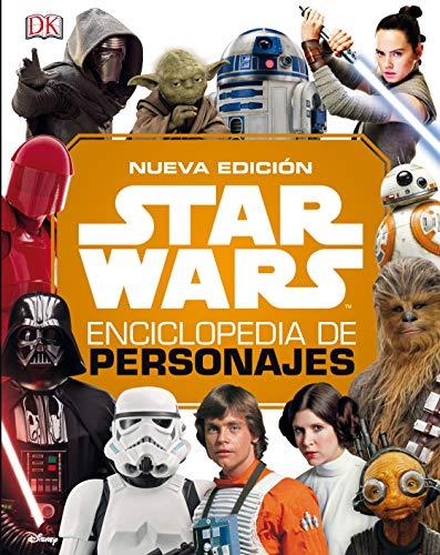 Star Wars Nueva enciclopedia de personajes 2019 (Star Wars: Guías Ilustradas)