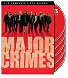 Get Major Crimes S.5 on DVD at Amazon
