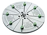 GRIFFE MAXI PER RIPRESE PER TORNIO A LEGNO 316 MM RECORD POWER 62377