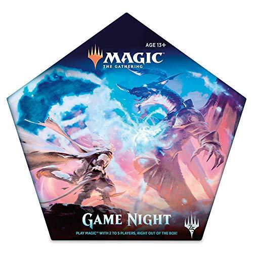 Magic The Gathering MTG-GNT-EN Juego Noche, Multi