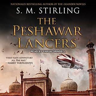 The Peshawar Lancers audiobook cover art
