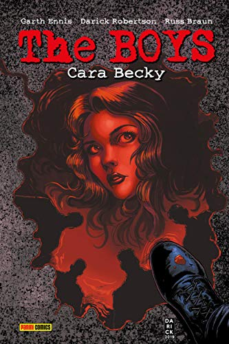 The Boys - Cara Becky (The Boys Deluxe Vol. 7)