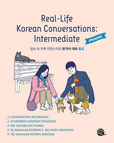 Real-Life Korean Conversations: Intermediate (English Edition)