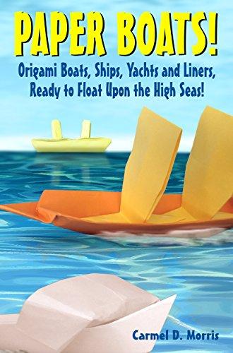 Paper Boats | Papel origami, Origami, Coisas legais para fazer | 500x330