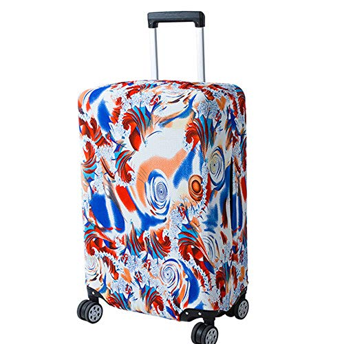 Gjcjy Dames Reisbagagehoes voor heren Mode Trolley koffer Bescherm Stofzak Case Reisaccessoires benodigdheden
