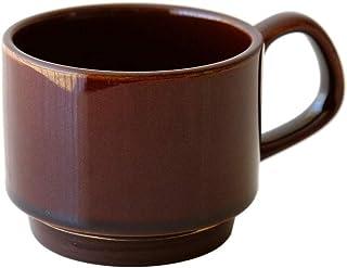 コーヒーマグ スタッキング 磁器 スタッキングマグカップ [aks9802] (A)
